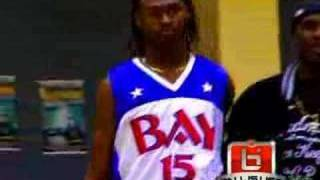 Sac vs Bay Dunk Contest W/ Drew Gordon, Damon Powell