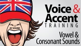 Voice & Accent Training, American accent, British accent, US accent, UK accent