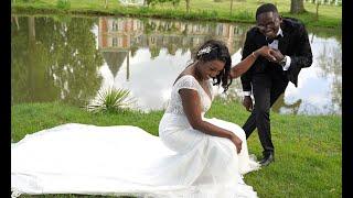 LE PLUS BEAU MARIAGE CENTRAFRICAIN CONGOLAIS DE L' ANNEE HEUREUX MENAGE Merveille & Vianney