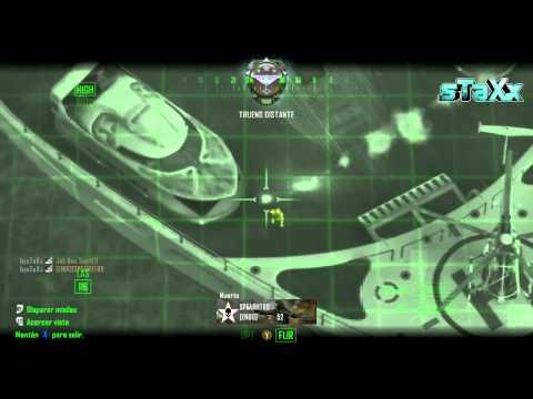 117-0 ¿YA?!! - Black Ops 2 - Road to 100 bajas - bysTaXx