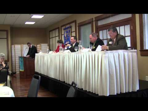 District 24 Candidate Forum held at Owatonna Country Club