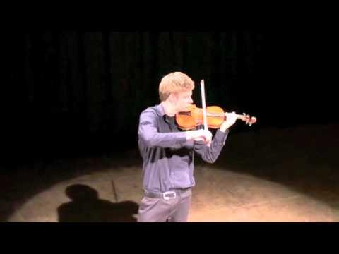 Vibrarte 2011 Christophe Tun Andersen   2nd Part