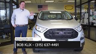 2018 Ford EcoSport Syracuse NY   Ford EcoSport Dealer Fayetteville NY