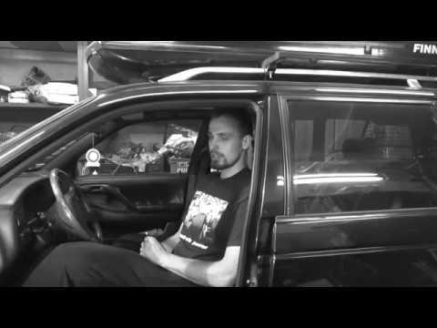 установка климат контроля passat b3 vlog
