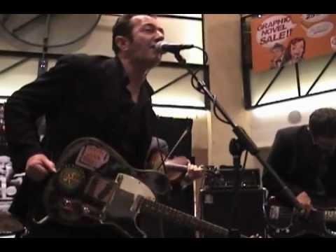 Joe Strummer and the Mescaleros - Shaktar Donetsk - LIVE