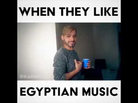 Egyptian music
