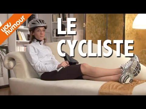 Victoire chez le psy, Le cycliste