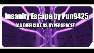 [Hell Insane - Guide] Insanity Escape by Pun9425 - France Test de carte Roblox FE2