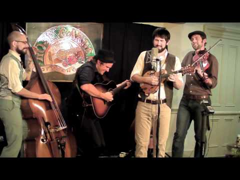The Steel Wheels - Blue Ridge Mountains - Honey Bear