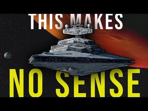 Why Star Wars Ships Make No Sense