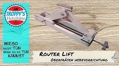Лифтовый подъемник (домкрат) для циркуляной пилы