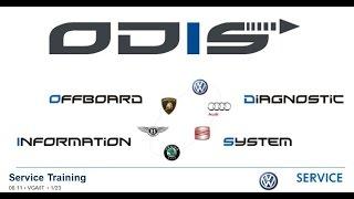 ODIS 3.0.3 Rus/Eng install