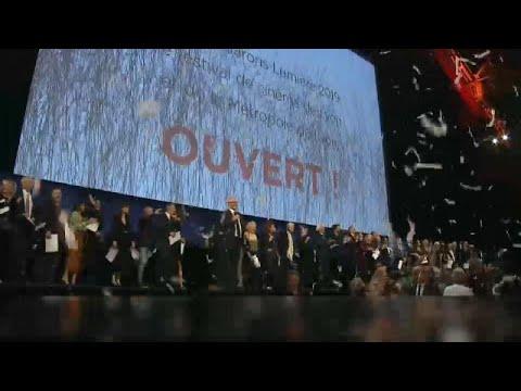 Festival Lumière enche Lyon de estrelas