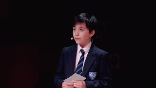 I Thought We All Saw The World The Same Way ... | Max Ginn | TEDxYouth@DPL