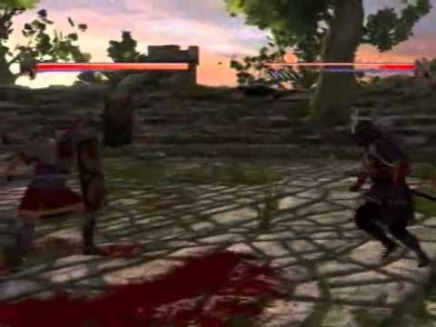 Roman Legionnaire vs Japanese Samurai
