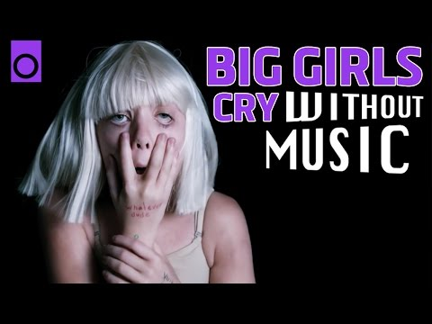 BIG GIRLS CRY - Sia (House of Halo #WITHOUTMUSIC parody)