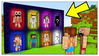 - NON ENTRARE NELLE DIMENSIONI DEGLI YOUTUBER Minecraft ITA