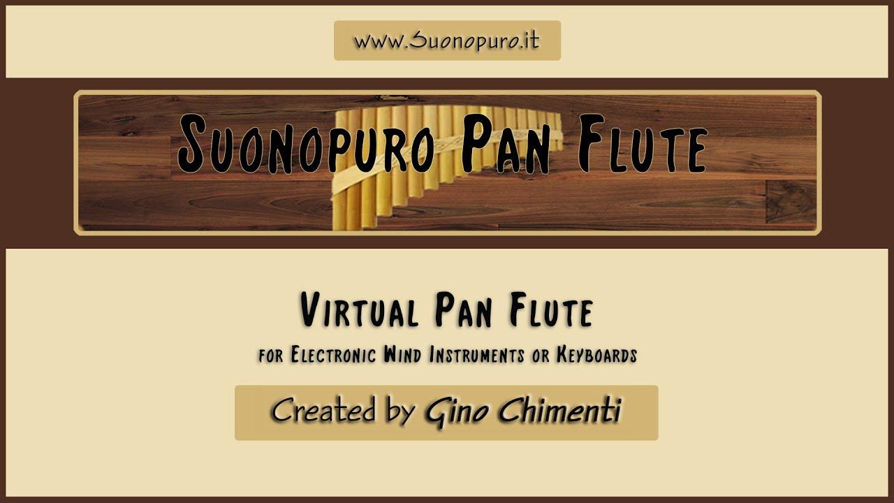 Virtual Sicilian Reed Flute for EWI