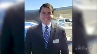 Aero-TV: ERAU's Matthew Gailey - The 2019 Bob Hoover Presidential Scholarship