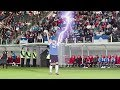 Lightning Strikes In Football