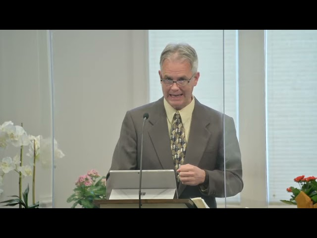 Pastor Michael Pelletier - Little Girl, Big Witness (Sabbath Service: March 27, 2021)