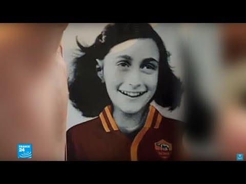 صورة ليهودية قضت في أحد معسكرات النازية تهز إيطاليا  - 17:22-2017 / 11 / 16