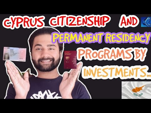 Cyprus,,,,,,,Cyprus ||Citizenship|| And ||Permanent Residency|| Programs By Insvestemt...