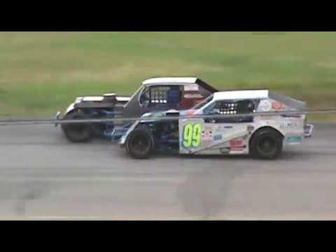 Kings Park Speedway Pro-4 Heat #1 Race Day #7