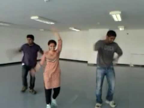 Why This Kolaveri Di - The Dance