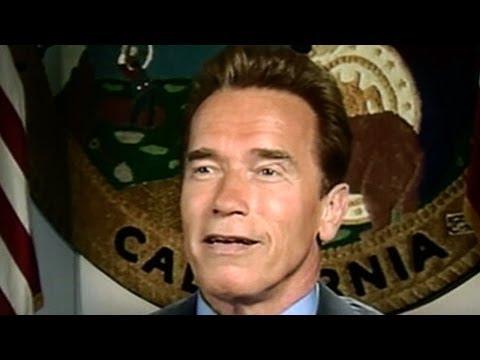 Arnold Schwarzenegger interview