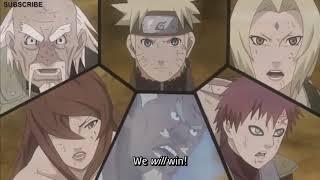 Gambar cover Kakashi kaget melihat yellow flash hidup | Naruto dan kurama bersatu