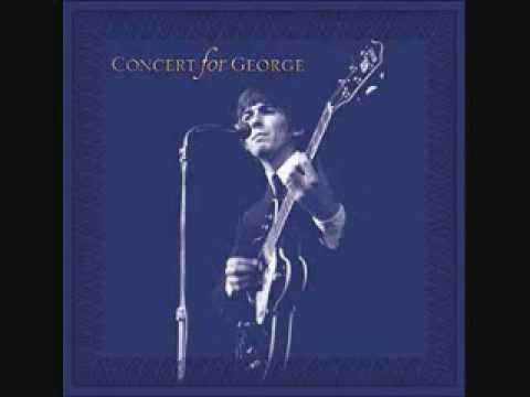 Concert For George While My Guitar Gently Weeps