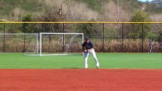 Jacob Grossman - Updated Baseball Highlights - Class of 2020