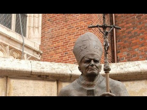 French Court Orders Removal Of Cross Above Pope John Paul II Statue