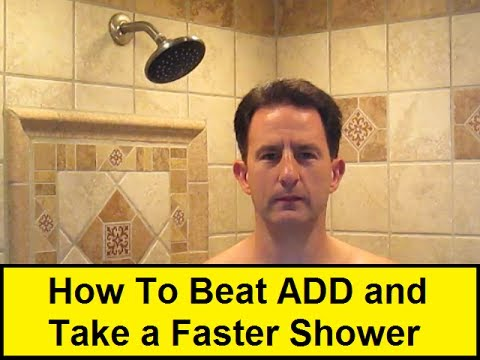How To Beat Add And Take A Shorter Shower
