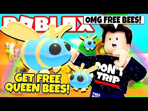 How to Get a FREE QUEEN BEE in Adopt Me! NEW Adopt Me Bee Update (Roblox)