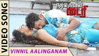 Vinnil Aalinganam Full Video Song    Nadigaiyin Diary Movie Songs    Aravind, Sana Khan