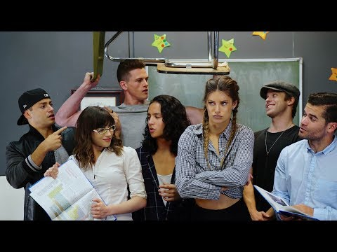 Thumbnail: Worst School Presentations | Hannah Stocking