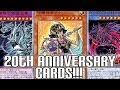 NEW EXODIA, DMG, BLUE-EYES, RED-EYES, & MORE! | Yu-Gi-Oh! 20th Anniversary Legend Collection