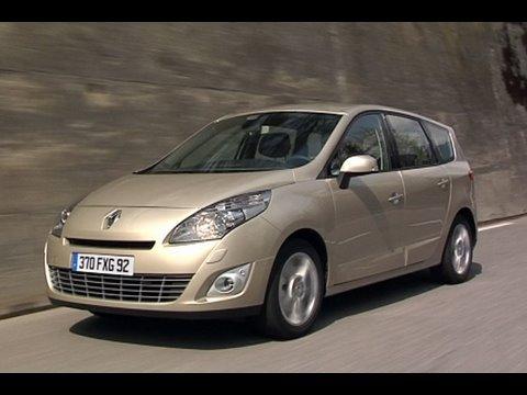 Renault Grand Sc?nic roadtest (English subtitled)