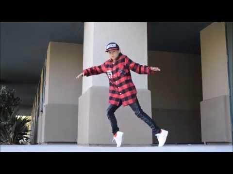 TroyBoi - O.G #DanceOnTrap  Ariah Robot Dancer (10 Years Old)
