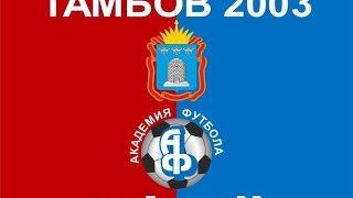 АФ 2003 (Тамбов) - ДЮСШ-6 (Білгород)