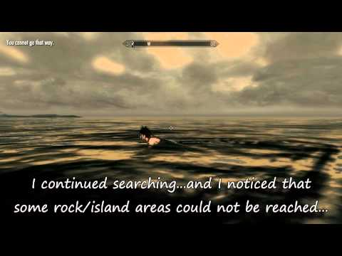SKYRIM MYTH: Sea Monster