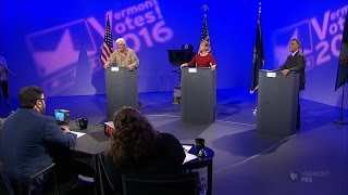 Vermont Votes 2016 - Candidates for Governor