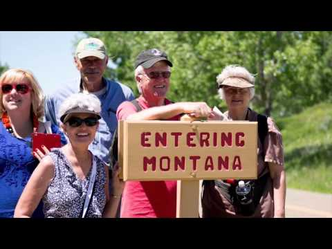 Montana Office of Tourism It's Time Overview