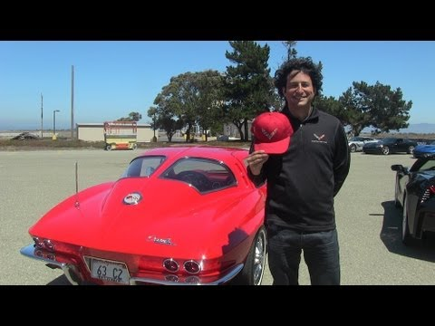 Car Quiz 17: Play TFLcar Video Trivia -- Win Autographed Corvette Hat!