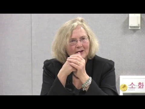 """""""The odds are really against you"""" - Elizabeth Blackburn discusses the Nobel Prize"""