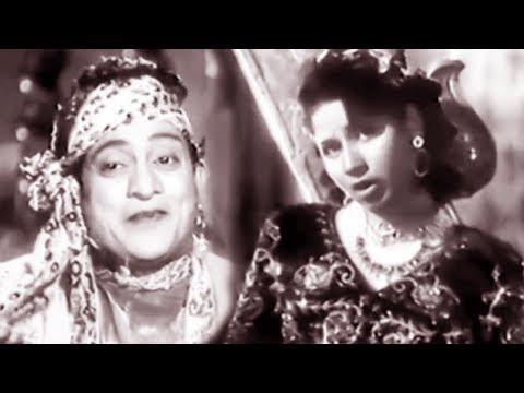 Mehfil Me Mere  Albela 1951 Songs  Bhagwan Dada  Geeta Bali  Old Classic Hits