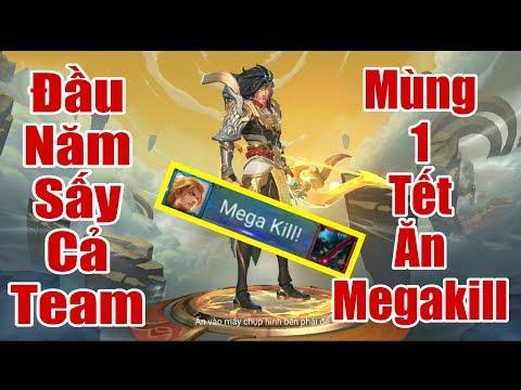 [Gcaothu] Mùng một tết ăn Megakill cả năm ăn Megakill - Yorn Sấy cả team chỉ với một bắn