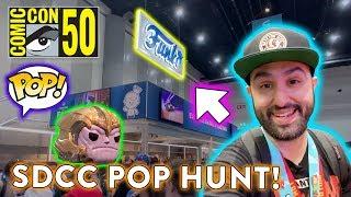 Final SDCC 2019 Funko Pop Hunt + Comic Con Experience!